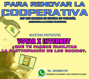 2017-coop-original - VOTO ELECTRONICO